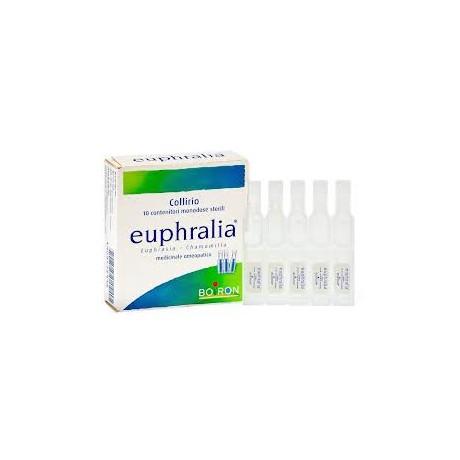 Euphralia 20 unidosis Boiron