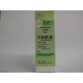 ARSENICUM ALBUM 6LM - GOTAS 15CC.