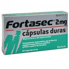 Fortasec 2mg 10cps.