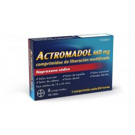 Actromadol 660 mg