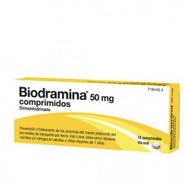 Biodramina 50 mg comp.
