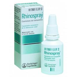 Rhinospray 1,18 mg/ml solución