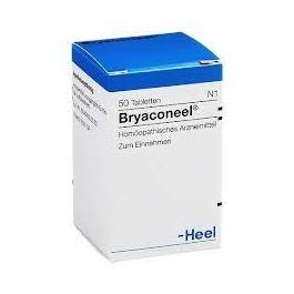Bryaconeel 50 comprimidos Heel