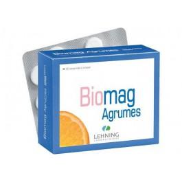 Biomag Cítricos 90 comp. masticables Lehning
