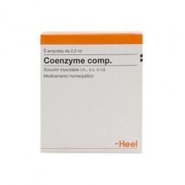 Coenzyme comp. 5 amp. Heel