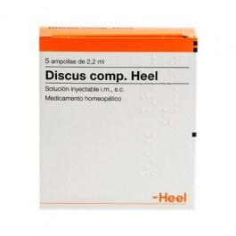 Discus comp. 5 amp. Heel