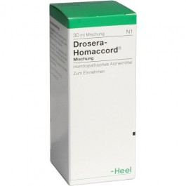 Drosera-Homaccord 30ml. Heel