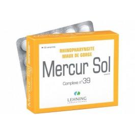 Mercur Sol complejo nº39 80 comp Lehning