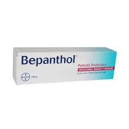 Bepanthol pomada protectora irritaciones, rojeces y tatuajes 30g Bayer