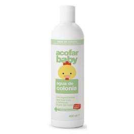 Agua de colonia para bebé 400ml Acofarma