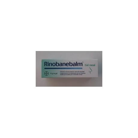 Rinobanebalm gel nasal 10g Bayer
