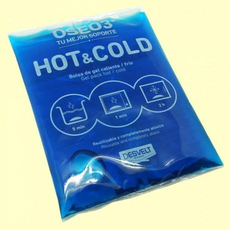 Dispo Gel bolsa de calor/frío 14x24cm.