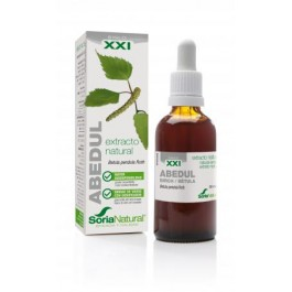 Extracto fluido glicerinado de Abedul 50ml Soria Natural