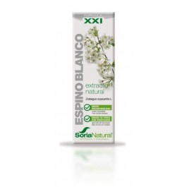 Extracto de Espino Blanco 50ml. Soria Natural