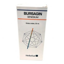 Bursagin Genesium 50ml. Heliosar