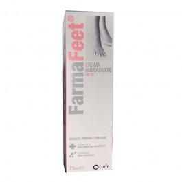 FarmaFeet crema hidratante diabéticos 75ml.