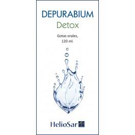 Depurabium Detox 120ml. Heliosar