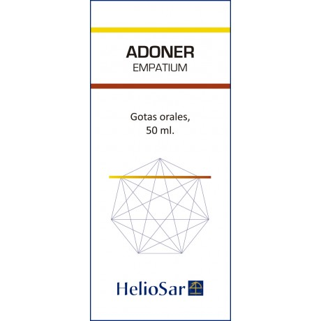 Adoner Empatium 50ml. Heliosar