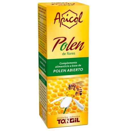 Apicol Polen de Flores 60ml. Tongil
