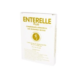Enterelle Plus 12 cáps. Bromatech