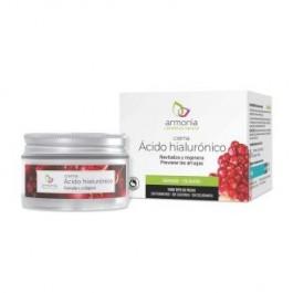 Crema acido hialuronico y granada 50ml Armonia