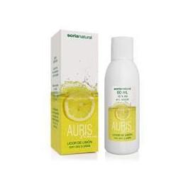 Auris licor de limón 60ml. Soria Natural