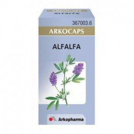 Arkocápsulas Alfalfa 50 cáps. Arkopharma