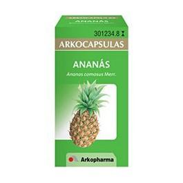 Arkocápsulas Ananas 50 cáps. Arkopharma