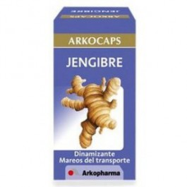 Arkocápsulas Jengibre 50 cáps. Arkopharma