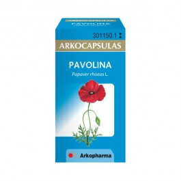 Arkocápsulas Pavolina 48 cápsulas Arkopharma