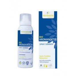 Aromanoctis spray sueño BIO 100ml. Pranarom