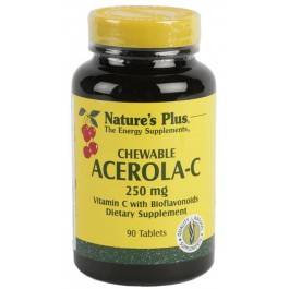 Acerola-C 90 comp. Nature's Plus