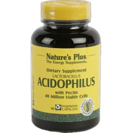 Acidophilus 90 cáps. Nature's Plus