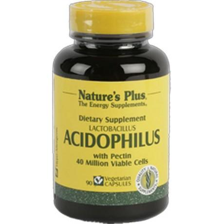 Acidophilus 90 cáps. Nature's Plus