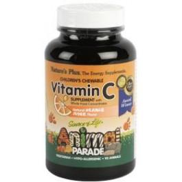 Animal Parade Vitamina C 90 uds. Nature's Plus