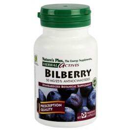 Biberry Arándano Azul 60 cáps. Herbal Actives Nature's Plus