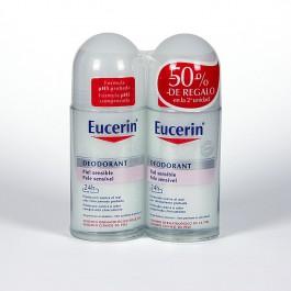 Desodorante Roll-on pH5 duplo Eucerin