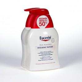 Higiene Íntima 250ml. duplo Eucerín