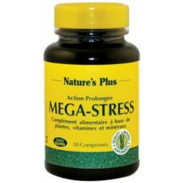 Mega-Stress 30 comp. Nature's Plus