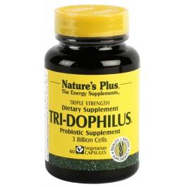 Tri-Dophilus 60 cáps. Nature's Plus