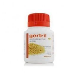 Gertril Aceite de Germen de Trigo 125 perlas Soria Natural