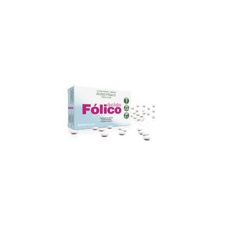 Ácido Fólico 48 comp. retard Soria Natural