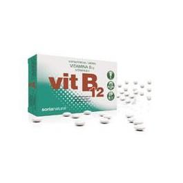 Vitamina B12 48 comp. retard Soria Natural