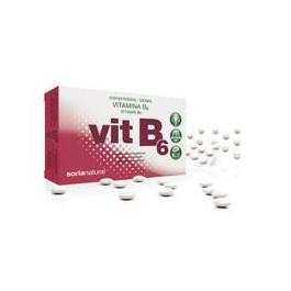 Vitamina B6 48 comp. retard Soria Natural