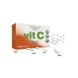 Vitamina C 36 comp. retard Soria Natural