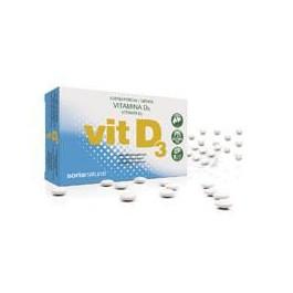 Vitamina D3 48 comp. retard Soria Natural