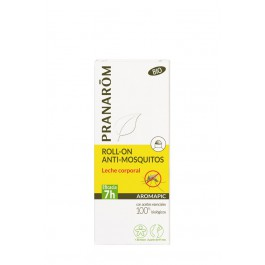 Aromapic Roll-on Anti-mosquitos BIO 75ml. Pranarom