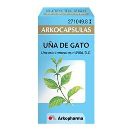 Arkocápsulas Uña de Gato 50 cáps. Arkopharma