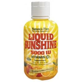 Vitamina D3 Liquid Sunshine 473ml. Nature's Plus
