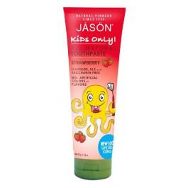 Kids Only Dentífrico fresa 119g. Jâsön
